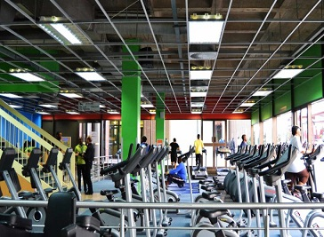 Zone Fitness Johannesburg